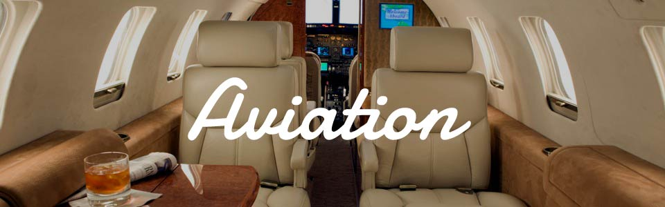 Custom Aircraft Seat Upholstery | Aviation Upholstery Service